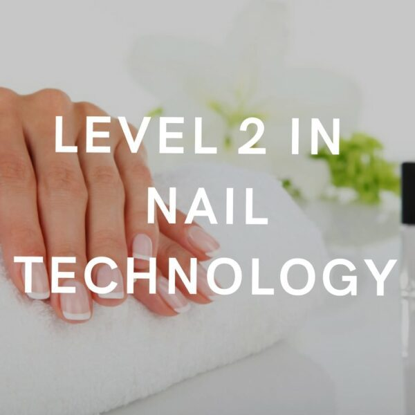 level 2 in nail technology course