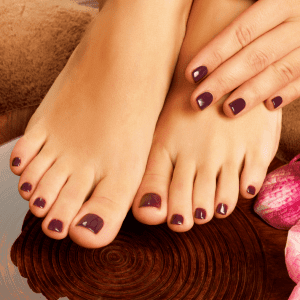 Manicure, Pedicure & Gelish Course