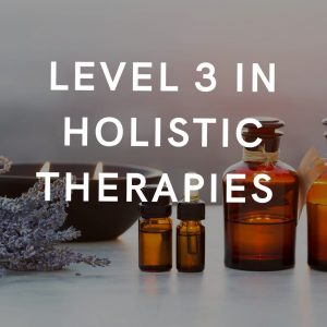 holistic therapy course