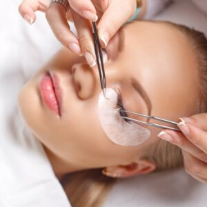 Individual eyelash extensions course