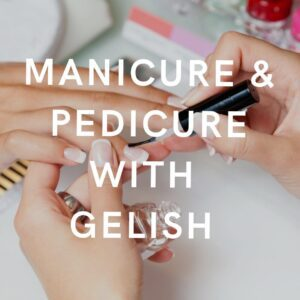 manicure and pedicure with Gelish course