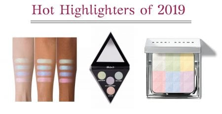 Hot Highlighters of 2019